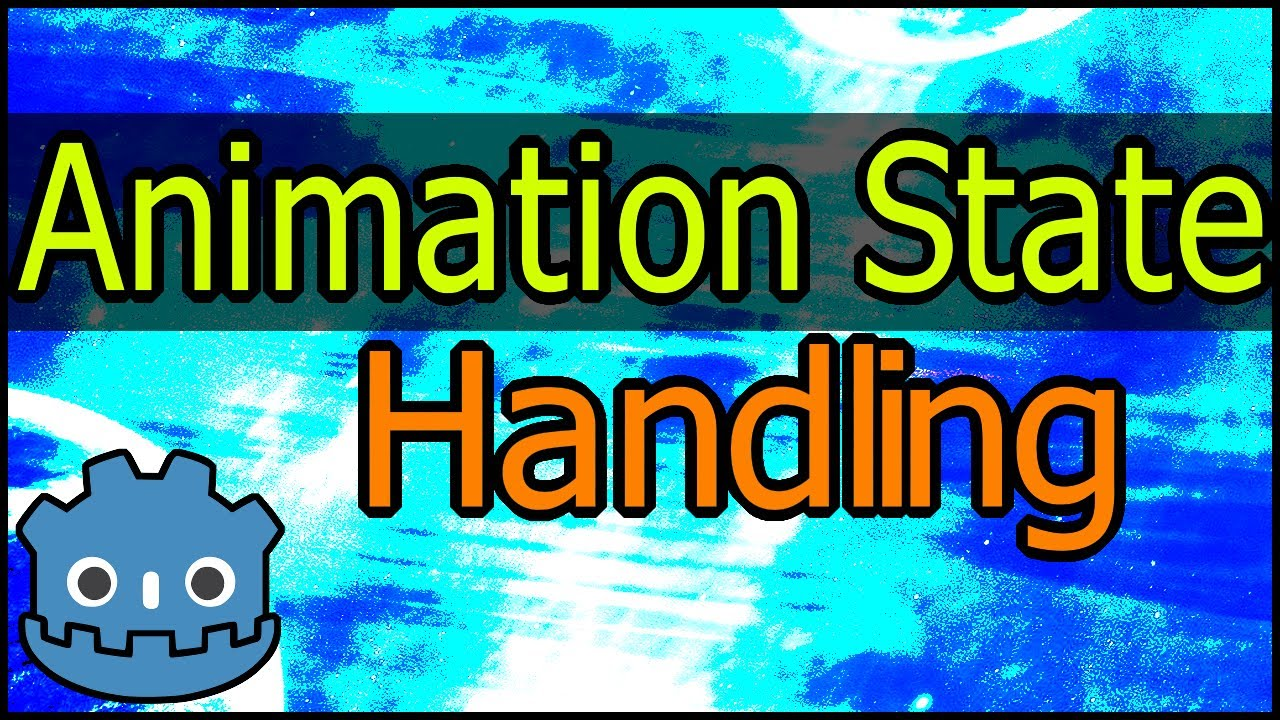 Quick and Easy Animation State Handling in Godot Engine