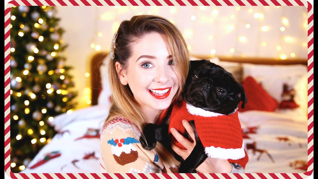 Image result for 24 days of zoella intro