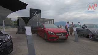 Mercedes Pop Up Store Alanya'da