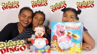 JEU - CUISTO DINGO - jeux de société ! SAKINA FAMILY !