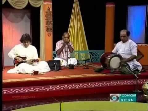 Mandolin-U Srinivas- Reethi Gowla - Haridwaramangalam AK Palanivel ThavilCourtesy Doordarsan