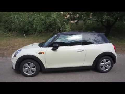 mini cooper weiss als jahreswagen bei heilbronn youtube. Black Bedroom Furniture Sets. Home Design Ideas