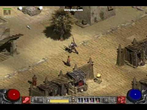 Diablo 2 Characters download Part 1 - YouTube