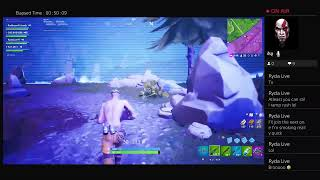Fortnite legit gave up on having a future for there game /892 win worst Fortnite player on ps4
