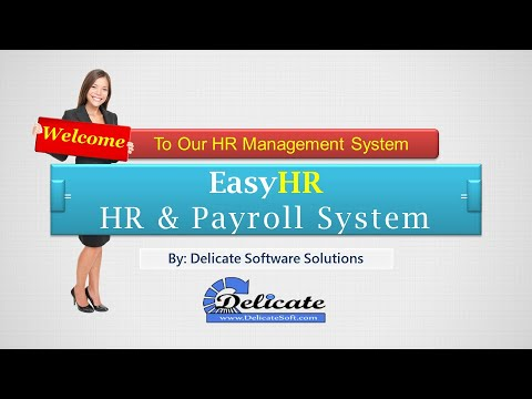 HR Software - Payroll Software in Dubai, Abu Dhabi, UAE