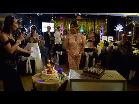 BLOW OUT THE CANDLES: DAYANARA'S 48TH GREAT GATSBY THEME BIRTHDAY PARTY