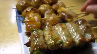 Best places to eat in Tokyo Japan - Omoide Yokocho Yakitori Stick Skewer Piss Alley