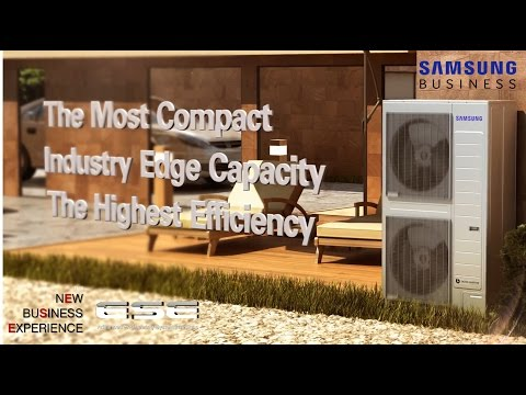 SAMSUNG Brand New 2016 / 14HP DVM S Eco Mini VRF ~ Redefining System A/C Standards [by ESE]