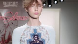 Summer Fever from Adam Selman for Spring 2017   NYFW