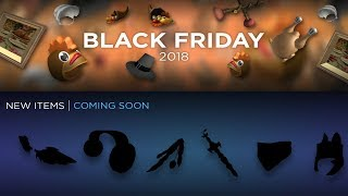 ROBLOX BLACK FRIDAY SALE 2018 BLOG POST || TONS OF INFO
