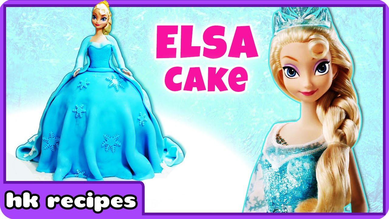 Frozen Birthday Cakes Youtube