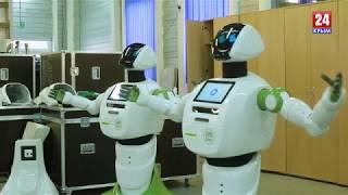 Российские роботы наступают