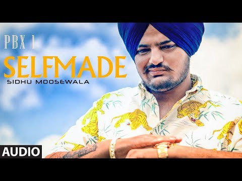 Selfmade-Chaache Maame Full Audio | PBX 1 | Sidhu Moose Wala | Latest Punjabi Songs 2018