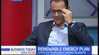 The state of renewable energy, Kenya aims at 100% green energy