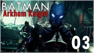 Batman Arkham Knight #03 - O CAVALEIRO DE ARKHAM