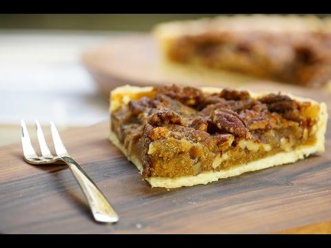 recette-de-la-tarte-aux-noix-de-pécan-(pecan-pie-recipe)