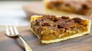 Recette de la tarte aux noix de pécan (pecan pie recipe)