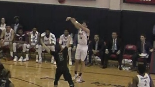 NJIT's Reilly Walsh Trio of Triples