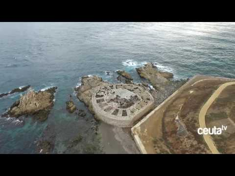 Ceuta a vista de pájaro Ep. 1