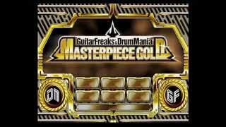 Guitar Freaks & Drum Mania MASTERPIECE GOLD OPENING