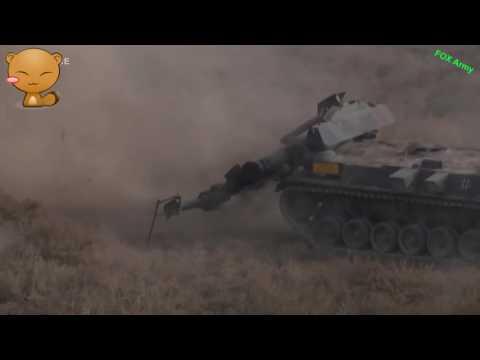 Keiler Mine Flail Tank   Minefield Clearing Vehicle New