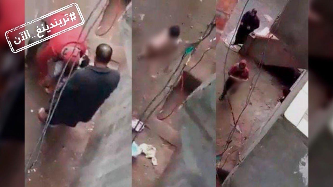 تريندينغ الآن | أب مصري يعرّي ابنته الرضيعة في الشارع في البرد ويحاول احراقها  - نشر قبل 13 دقيقة