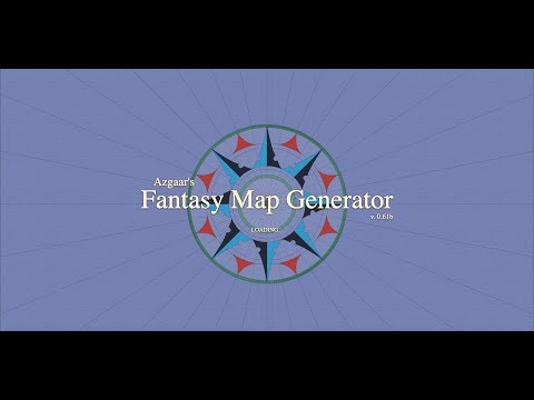 Exodus Azgaar Fantasy Map Generator Editing Tutorial