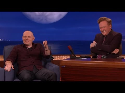 Bill Burr Making Conan Laugh Compilation