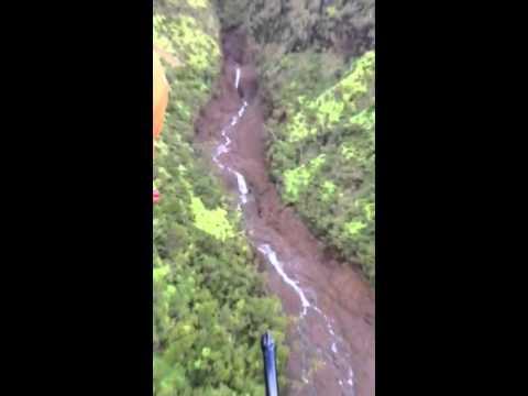 Mount Waialeale landslide