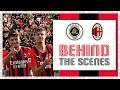 Behind The Scenes   Spezia v AC Milan