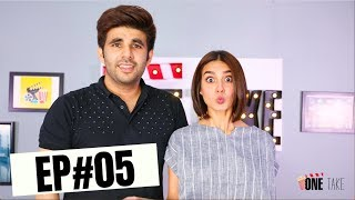 Iqra Aziz Talks Suno Chanda | Her Real Age | Relation With Yasir Hussain | One Take | Season 2
