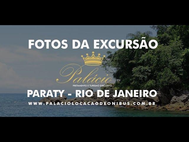 FOTOS EXCURSÃO PARATY RJ - PALACIO TURISMO