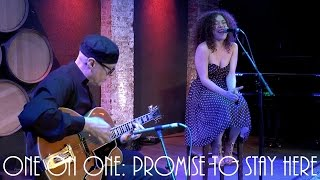 ONE ON ONE: Kendra Foster - Promise To Stay Here June 23rd, 2016 City Winery New York