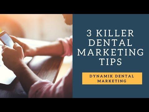 Dental Marketing Tips 2018 - Facebook Ads, Adwords, SEO