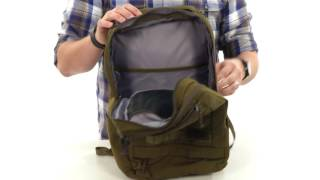 CAMELBAK QUANTICO 23L BACKPACKS BACKPACKS AND SUITCASES GREY WATER REPELLENTS