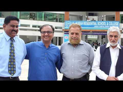 My Visit Al-Hijarah Trust Pakistan