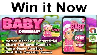Win Baby Dress up Android Game in Contest