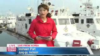 """live From Korea"" - Incheon Port (2) [korea Today]"