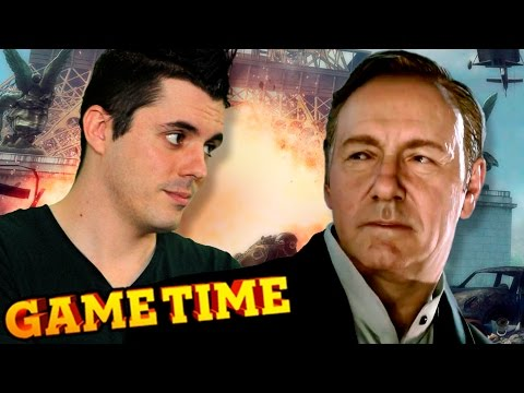 CALL OF DUTY: ADVANCED WARFARE EXPLODES (Gametime w/ Smosh Games)