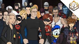 Как должен был закончиться трейлер «Мстители 4: Финал»