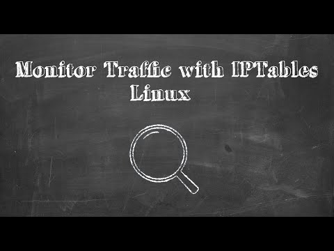 Log Traffic Using IPTables in Linux