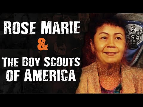 Rose Marie & The Boy Scouts - STRANGE MYSTERIES