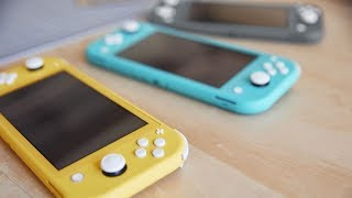 Nintendo Switch Lite Announced, Full Details and Reaction (Live!)