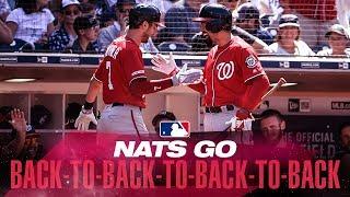 Скачать Nats Go Back To Back To Back To Back
