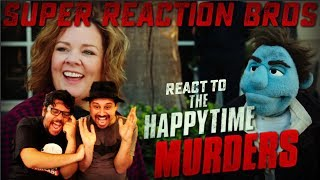 SRB Reacts to The Happytime Murders Red Band Trailer