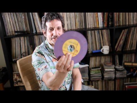 Sean Rowley's New Vinyl Review / Episode 8 / Andrew Combs, Steelism, Bob James
