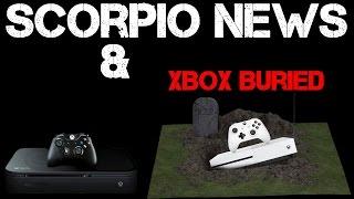 Amazing New Xbox Scorpio News & The Media Tries To Bury The Xbox One