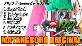 Mp3 Jaranan Mayangkoro Original ft Kiki Audio Horeg