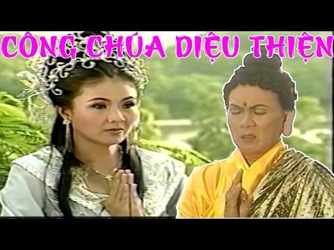 Cải Lương Việt | Thanh Ngân Trọng Phúc - Công Chúa Diệu Thiện Tập 2 | Cải Lương Phật Giáo