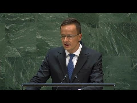 🇭🇺 Hungary - Minister For Foreign Affairs Addresses General Debate, 74th Session